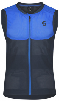 Горнолыжная защита Scott AirFlex JR Vest Protector dark blue/skydi (2021)