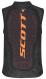Горнолыжная защита Scott AirFlex JR Vest Protector dark grey/pumpkin orange (2021) 1