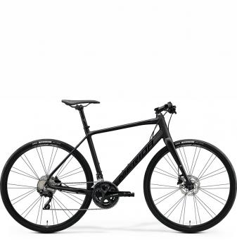 Велосипед Merida Speeder 400 (2021) MattBlack/GlossyBlack