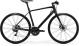 Велосипед Merida Speeder 400 (2021) MattBlack/GlossyBlack 1