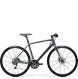Велосипед Merida Speeder 500 (2021) MattAnthracite/Blue/Black 1