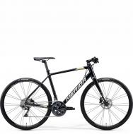Велосипед Merida Speeder 900 (2021) MetallicBlack/Silver/Gold