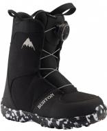 Ботинки для сноуборда Burton Grom Boa black (2021)