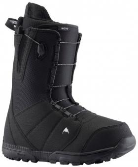 Ботинки для сноуборда Burton Moto black (2020)