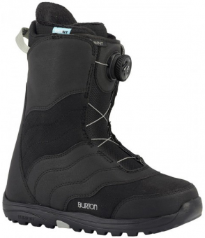 Ботинки для сноуборда Burton Mint Boa black (2020)