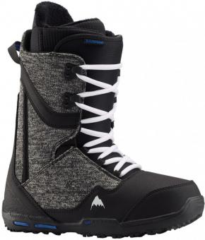 Сноубордические ботинки Burton Rampant black/blue (2020)