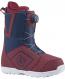 Ботинки для сноуборда Burton Moto Boa maroon/blue (2018) 1