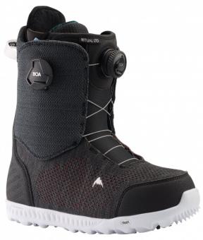 Сноубордические ботинки женские Burton Ritual LTD Boa black/multi (2020)