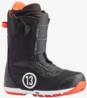 Ботинки для сноуборда Burton Ruler black/red (2021)