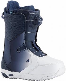 Ботинки для сноуборда Burton Limelight Boa blue/white fade (2021)