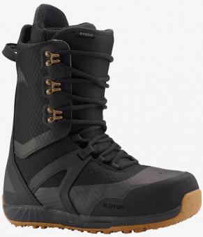 Ботинки для сноуборда Burton Kendo Black (2021)