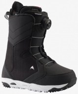Ботинки для сноуборда Burton Limelight Boa heat black с подогревом (2021)