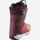 Ботинки для сноуборда Salomon Kiana Dual Boa wine tasting/brick dust/apple butter (2021) 2