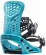 Крепления для сноуборда Flux PR turquoise (2020) 1