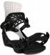 Крепления для сноуборда Flux PR Black/White (2021) 1