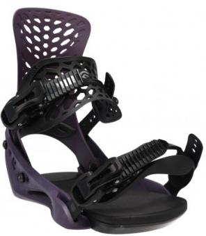 Крепления для сноуборда Flux PR Purple (2021)