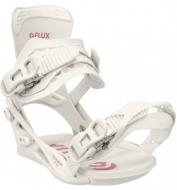 Крепления для сноуброда Flux GS White (2021)