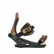 Крепления для сноуборда Flux DS Golden OAK (2021) 1