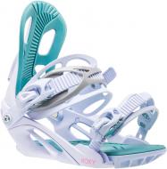 Крепления для сноуборда Roxy Classic (white) 20BN011 (2021)