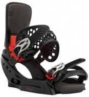 Крепления для сноуборда Burton Lexa X Team Gray (2021)