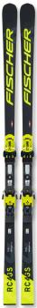 Горные лыжи Fischer RC4 WC GS Men Mo-Platte Stiff (без креплений) (2021)