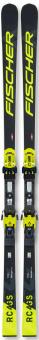 Горные лыжи Fischer RC4 WC GS Men MO-Platte Medium (без креплений) (2021)