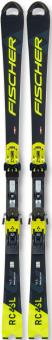Горные лыжи Fischer RC4 Worldcup SL Men M/O Plate (без креплений) (2021)