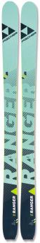 Горные лыжи Fischer My Ranger 96 TI + крепления Attack² 13 AT W/O Brake [A] черн. + 110 (2020)