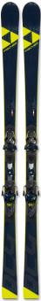 Горные лыжи Fischer RC4 WC RC CB Yellow Base + крепления RC4 Z13 FF (2020)