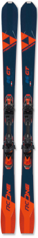 Горные лыжи Fischer RC One 86 GT Multiflex + крепления RSW 12 GW Powerrail Br 85 [F] (2020)