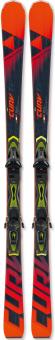 Горные лыжи Fischer RC4 The Curv Ti Allride + крепления RC4 Z11 PR (2020)