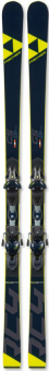 Горные лыжи Fischer RC4 Worldcup GS Jr Curv Booster (130-170) + крепления RC4 Z11 FF BRAKE 85 [D] (2020)