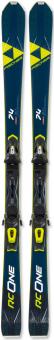 Горные лыжи Fischer RC One 74 Allride + крепления RS10 GW Powerrail Brake 78 [G] (2020)