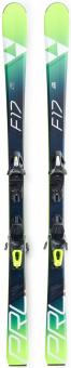 Горные лыжи Fischer Progressor F17 TPR + RS 10 PR (2021)