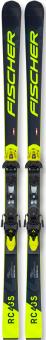Горные лыжи Fischer RC4 WC GS JR M/O-Plate (2021)