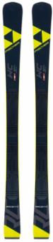 Горные лыжи Fischer RC4 Worldcup Jr Race Plate Jr + крепления RC4 Z9 GW AC Brake 78 [J] (2020)
