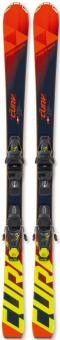 Горные лыжи Fischer RC4 The Curv Pro SLR + крепления FJ7 AC (2020) P12519