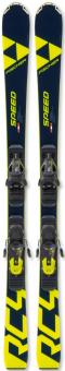 Горные лыжи Fischer RC4 Speed JR RP JR без креплений (2020)