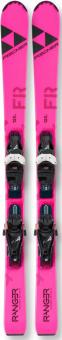 Горные лыжи Fischer Ranger FR JR SLR + FJ4 AC SLR (2021)