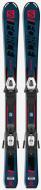 Горные лыжи Salomon L S/Force JR S + C5 GW (2021)