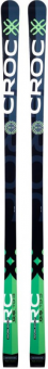 Горные лыжи Croc GS World Cup 193 с креплениями Marker X-Cell 24 (2018)