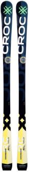Горные лыжи Croc Allmountian 77 Blue без креплений (2018)
