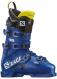 Горнолыжные ботинки Salomon S/Max 130 Carbon race blue/acid green/black (2020) 1
