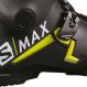 Горнолыжные ботинки Salomon S/Max 110 black/acid green/white (2020) 2