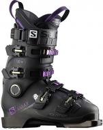 Горнолыжные ботинки Salomon X Max 120 W black/metallic black (2020)