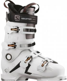 Горнолыжные ботинки Salomon S/Pro 90 W white/jet black/gold (2021)