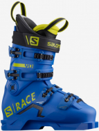 Горнолыжные ботинки Salomon S/Race 90 race blue/acid green/black (2021)