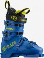 Горнолыжные ботинки Salomon S Race 70 JR Race Blue/Acid Green/Black (2021)