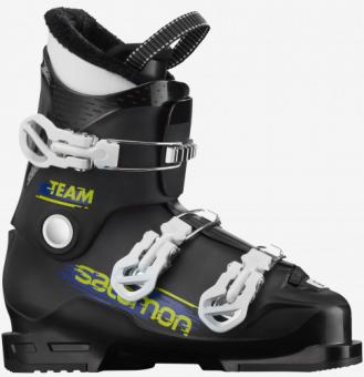Горнолыжные ботинки Salomon Team T3 Black/White JR (2021)