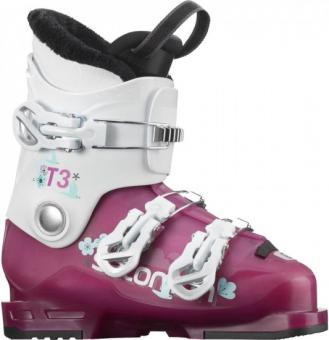 Горнолыжные ботинки Salomon T3 RT Girly pink/white (2021)